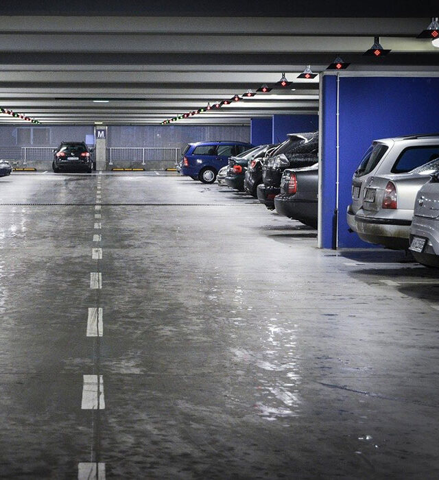 parkingas